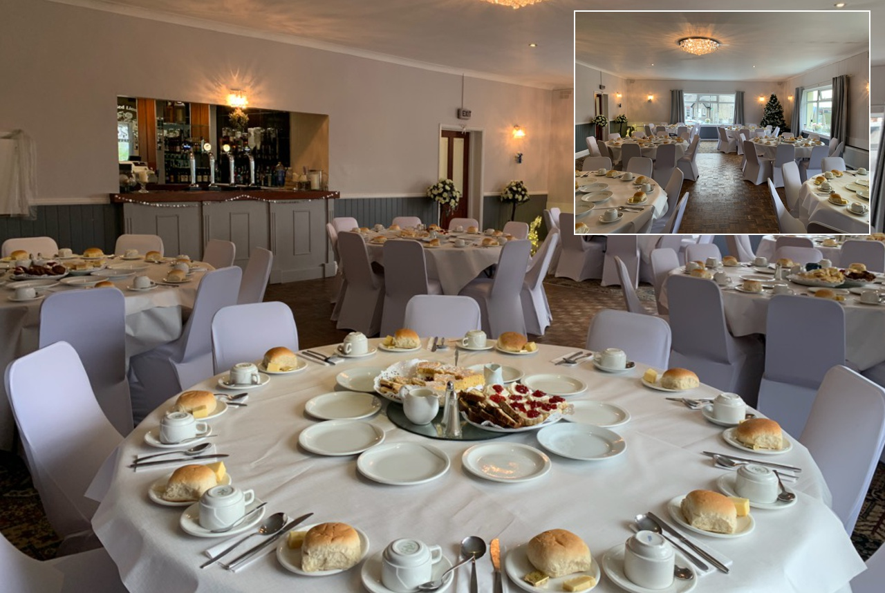 Function rooms in Carmarthenshire near Kidwelly